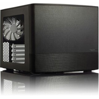 Fractal Design Node 804 mit Seitenfenster, Window, PC Gehäuse, Desktop, ATX Mini