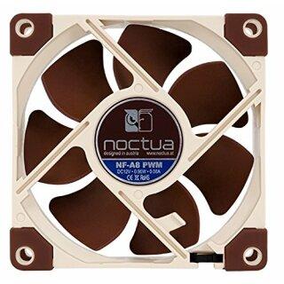 Noctua NF-A8 PWM PC Gehäuse Lüfter, FAN, Gehäuselüfter