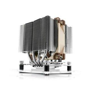 Noctua NH-D9L CPU Kühler mit 92 mm Lüfter, PC Prozessor Cooler Dual Tower