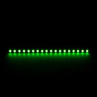 Nanoxia Rigid LED 20 cm Green / Grün LED-Leiste ultrahell für Modding