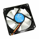 Cooltek Silent Fan 80, 80 mm Lüfter