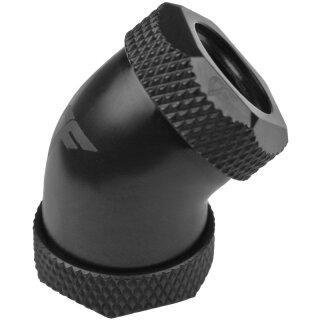 Nanoxia CoolForce - 45° HT Adapter 12 mm auf 12 mm