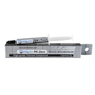 Prolimatech PK-Zero Aluminium Wärmeleitpaste - 5 gramm WLP Paste CPU Kühlung