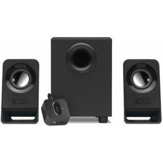 Logitech Z213 - Lautsprechersystem - für PC