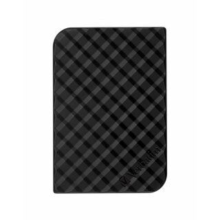 Verbatim Store n Go Portable schwarz 2 TB, USB 3.0 externe Festplatte