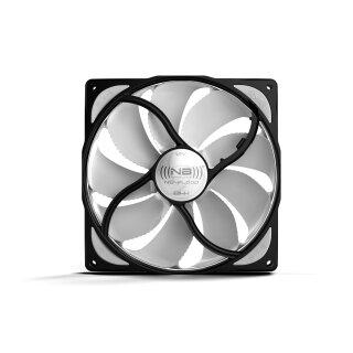 Noiseblocker eLoop B14-1 Fan, 140 x 140 x25 mm Lüfter, PC Gehäuselüfter, Kühler