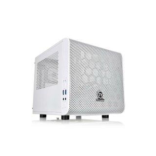 Thermaltake Core V1 Snow Edition - Cube-Gehäuse Mini-ITX